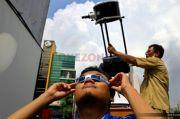 NASA Ingatkan Bahayanya Melihat Langsung Gerhana Matahari Cincin