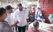 Tracing Covid-19, Wali Kota Bobby Nasution Tinjau Swab Antigen Warga