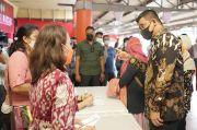 Vaksinasi Massal 1.000 Dosis, Bobby Optimis Kekebalan Massal di Medan Segera Terbentuk