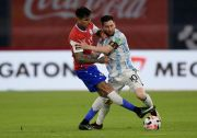 Gol Messi Dibalas Sanchez, Argentina Gagal Kalahkan Chile