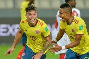 Hasil Kualifikasi Piala Dunia 2022 Zona CONMEBOL Kolombia Menang Besar, Argentina Tertahan