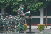 Gelar Apel Luar Biasa, Letjen TNI Eko Margiyono Pamit dari Jajaran Kostrad
