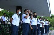 Kunjungi Korps Marinir Surabaya, KSAL Berpesan Tetap Pertahankan Profesionalitas