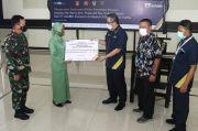 Keluarga Praka Alif Nur, Prajurit TNI yang Gugur di Papua Terima Santunan dari Asabri