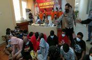 Family Gathering di Vila Cipanas Jadi Ajang Pesta Narkoba, 60 Orang Diciduk
