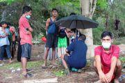 Setelah 113 Hari Hanyut di Laut, Perahu Pengungsi Rohingya Mendarat di Aceh
