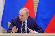 Putin Tandatangani UU yang Melarang Ekstremis Ikut Pemilu Rusia