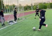 Khabib Nurmagomedov Cetak Gol, Ronaldo dan Seedorf Beri Applaus