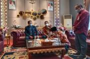 Perjanjian Diteken, Ridwan Kamil Resmi Borong Jagung dari Banyuasin
