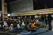 Polisi Amankan Belasan Motor dari Lokasi Balap Liar di AP Pettarani