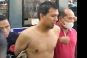 Mengaku Teroris, Pria ini Tikam Anggota Satlantas Polrestabes Palembang