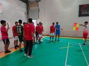 Asosiasi Futsal Provinsi Sulsel Gelar Pelatihan Wasit Level 2