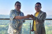 Pertemuan Airlangga Hartarto-Ridwan Kamil Punya Agenda Pilpres 2024