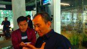 Andi Arief Kesal Diserang Hoaks, Netizen: Laporkan Dong
