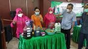 Hari Lingkungan Hidup Sedunia, Warga Sunter Agung Berbagi Cara Membuat Eco Enzyme