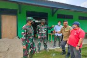 Cek Pelaksanaan Pra TMMD, Dandim Sarko Apresiasi Keterlibatan Masyarakat