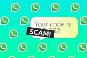 Waspadai Pembajakan Akun WhatsApp dengan Cara Baru Ini