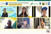 Dorong Anak Muda Makin Sadar Soal Efisiensi Energi