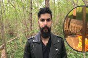Permohonan Suaka Ditolak, Pria Murtad Ini Bakar Al-Quran di Swedia