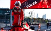 Atasi Tikungan Angker, Leclerc Rebut Pole Position di GP Azerbaijan 2021