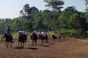 Danpussenkav Kodiklatad Resmikan Anggatra Turangga Equestrian di Padalarang
