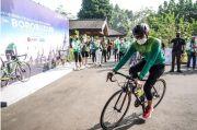 Gowes 55 Kilometer Yogyakarta-Borobudur, Sandiaga Uno: Buka Peluang Usaha Lewat Tren Baru Pariwisata