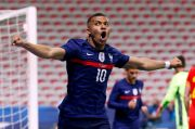 Fokus ke Piala Eropa 2020, Mbappe Bungkam Soal Nasibnya di PSG