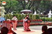 Menhan Resmikan Patung Bung Karno, Megawati: Ini Menjadi Simbol Semangat Bangsa