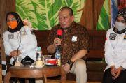 La Nyalla dan BEM DIY Diskusi Sistem Demokrasi, Amendemen Konstitusi Dibahas