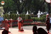 Patung Bung Karno di Kemhan, Prabowo: Ini Bukan Bagian Kultus Individu