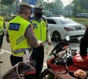 Ducati Ditilang karena Knalpot Bising, Netizen: Lah Itu Bawaan Pabrik