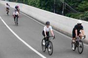 Besok Uji Coba Lintasan Road Bike di Sudirman-Thamrin