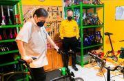 Laris di Dalam Negeri, Sepeda Lipat Buatan RI Juga Diminati Singapura hingga Aussie