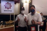 Fasilitasi KUR Super Mikro, Airlangga Dorong Alumni Prakerja Berani Buka Usaha