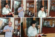 Potret Sri Mulyani Menikmati Weekend, Minum Kopi yang Sedang Ngetop Buatan Suami