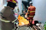 Kebakaran Rumah di Depok, Lansia Tewas Terjebak di Kamar
