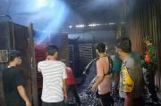 Kebakaran Habiskan Pabrik Arang di Gunung Sindur Bogor, Dipicu Suhu Open Terlalu Tinggi