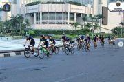 Wagub DKI: Kami Tak Bermaksud Menganakemaskan Pesepeda Road Bike