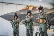 Israel Siapkan Jet-jet Tempur Siluman F-35 untuk Serang Iran