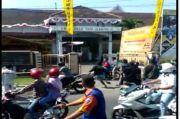 Sekelompok Remaja Bermotor Serang SMK di Probolinggo, Kaca Sekolah Pecah