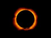 Gerhana Matahari Cincin Api Disebut Ring of Fire, Ini Sebabnya...