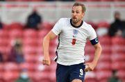 Cari Pengganti Aguero, Man City Mau Bajak Harry Kane dari Tottenham Hotspur