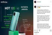 Perseteruan Infinix vs Xiaomi Berujung Tentrem