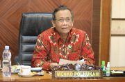 Mahfud MD: SKB Pedoman Penerapan UU ITE Segera Diluncurkan