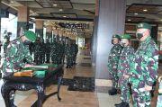KSAD Jenderal TNI Andika Perkasa Pimpin Sertijab Pangkostrad
