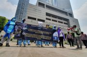 Demo Kedubes Jepang, IANFU Tolak Rencana Buang Limbah Nuklir ke Laut Pasifik