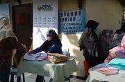 MNC Peduli Bagikan Bantuan Makanan Bergizi untuk Puluhan Balita dan Ibu Hamil di Bogor