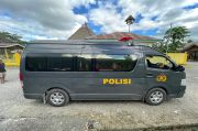 Mabes Polri kirim Ambulans Operasional Nemangkawi ke Timika Papua