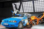 Diprotes, Spanyol Batalkan Aturan Kewajiban Pakai Airbag Sepeda Motor