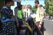 Antisipasi Serangan Balasan, Polres Probolinggo Kota Sweeping Pelajar